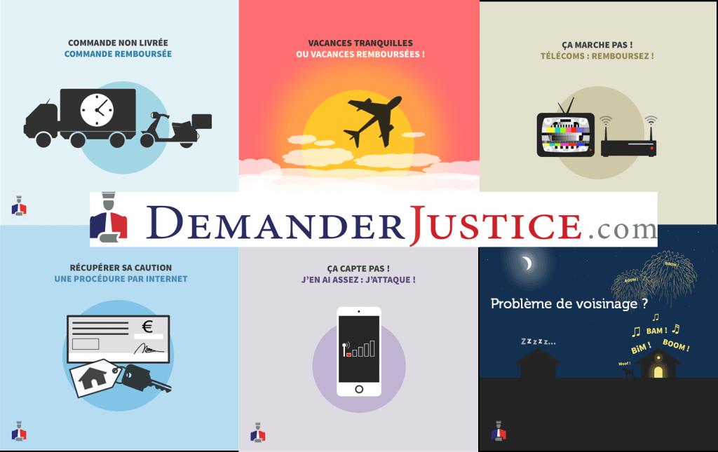 Demander Justice partenaire d'OSEZ VOS DROITS, Assistance juridique des membres du CE, assistance juridique des salariés, assistance juridique vie privée, conseil juridique du comité d'entreprise