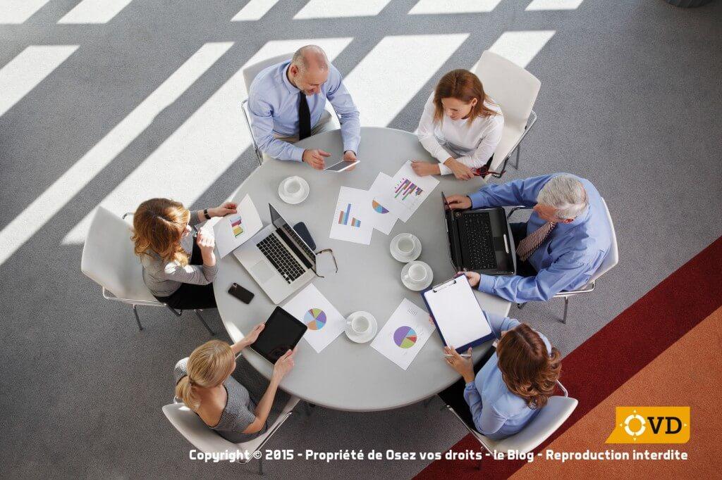 La consultation CE