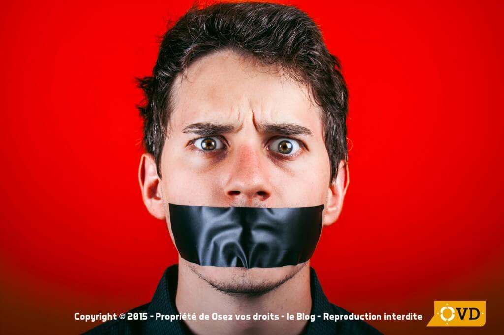 Critiquer son patron peut t'il être sanctionné comme une faute ?