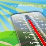 La chaleur et le froid au travail
