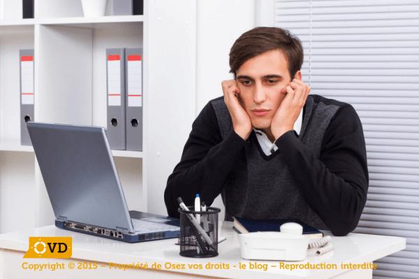 Bore-out ou l'ennui au travail : conseils utiles
