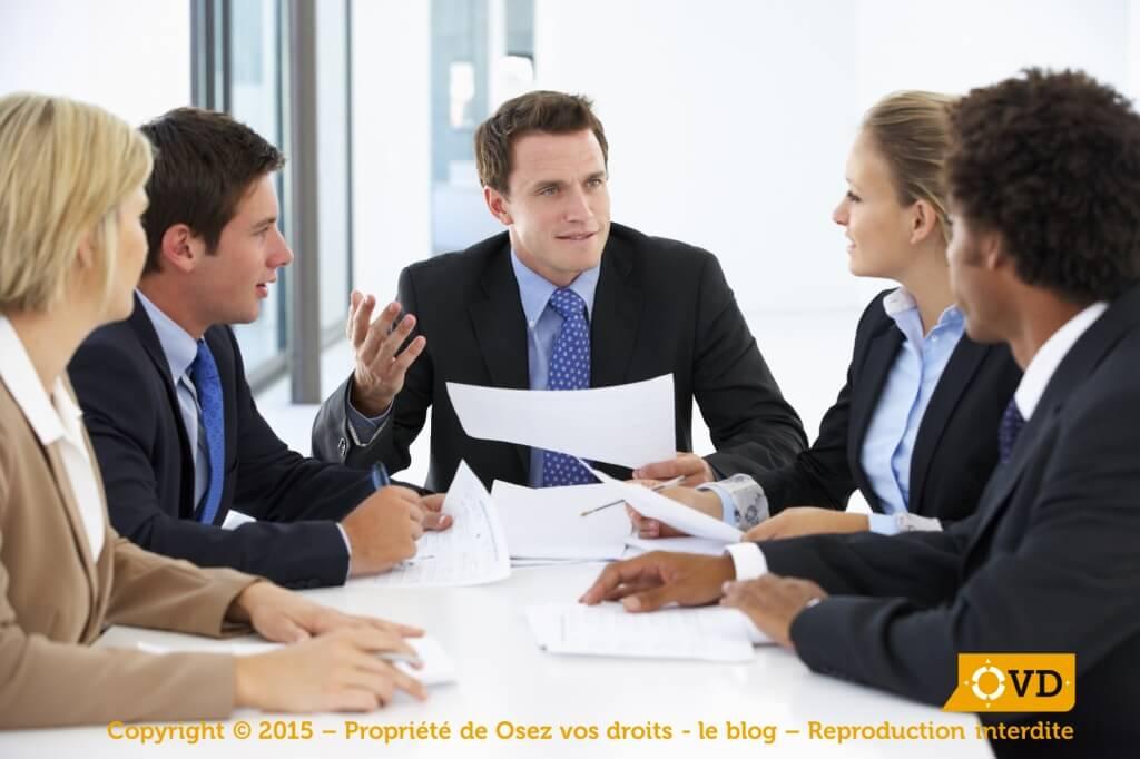 Les règles liées à la consultation du CE