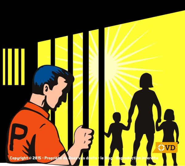 La libération conditionnelle d'un détenu