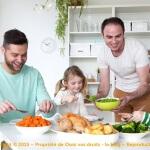 Enfant adopté par un couple homosexuel