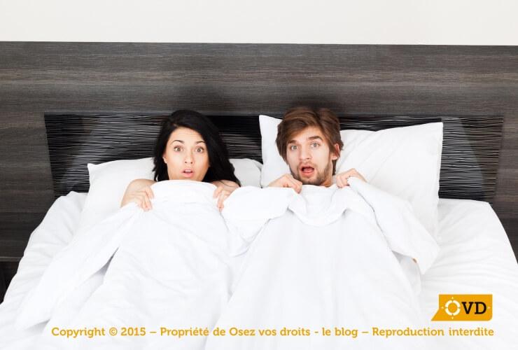Image Adultère constat d'adultère - intérêt, coût et procédure à suivre