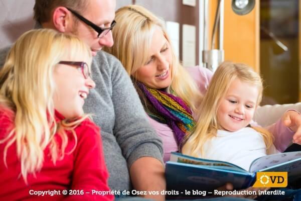 Utilité des aides sociales aux familles