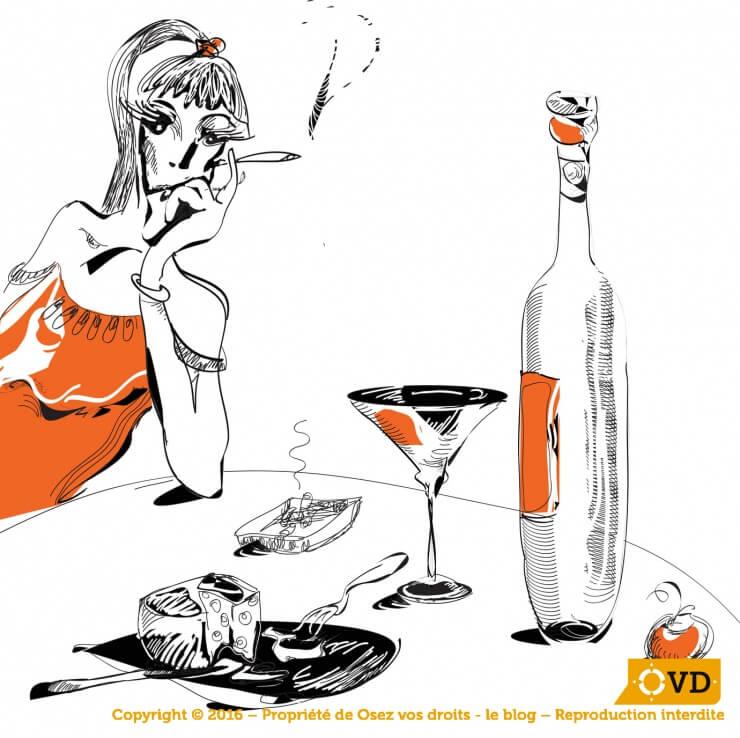 La règlementation de la vente d'alcool et de tabac en France