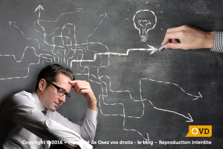 Organiser sa recherche d'emploi est nécessaire pour avancer rapidement
