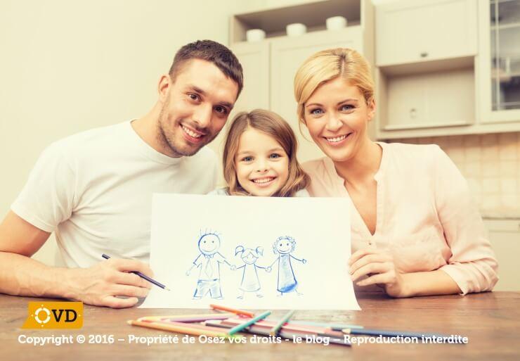 Comment adopter l'enfant de son conjoint ?