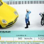 Les sanctions au permis de conduire