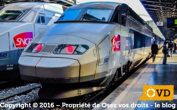 Étendue de la responsabilité de la SNCF