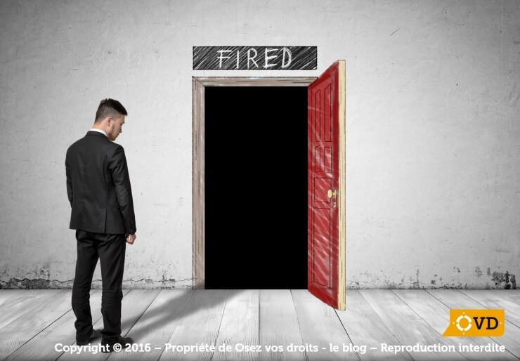 Nouvelles règles du licenciement économique depuis la loi travail ?