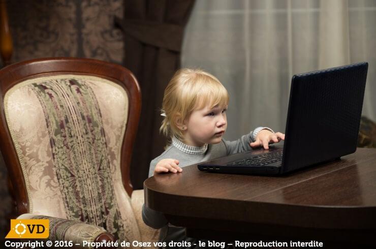 Le contrôle parental est une protection contre les sites malveillants.