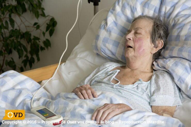 Le droit de mourir du malade et Euthanasie