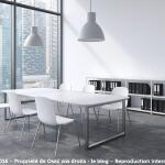 Modification du logement en local professionnel