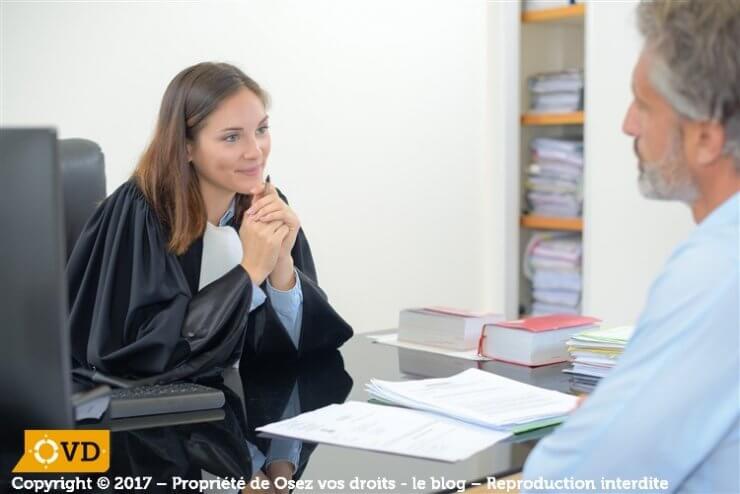 Avocat du comité d'entreprise