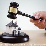 Vente aux enchères immobilières