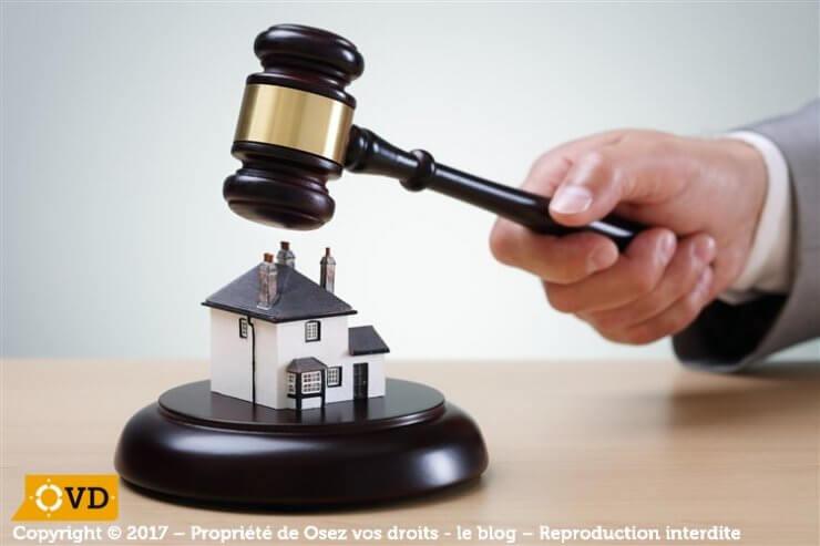 Vente aux enchères immobilières, que dit la loi ?
