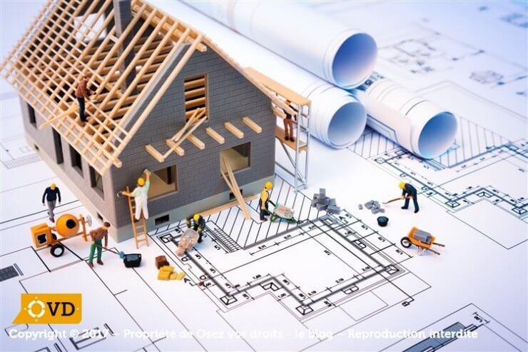 La construction de maison individuelle est légalement encadrée !
