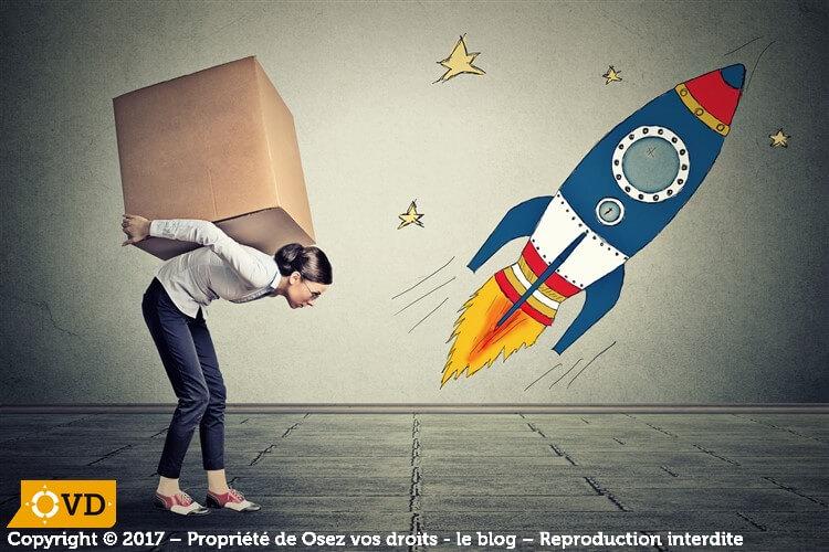 Le déménagement d'une entreprise implique des conséquences importantes pour les salariés.
