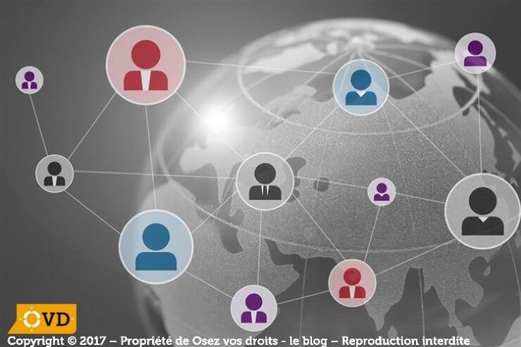 La mobilité internationale des salariés est encadrée juridiquement.