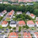 Un lotissement constitue un ensemble cohérent d'habitations s'inscrivant parfaitement dans le paysage immobilier.