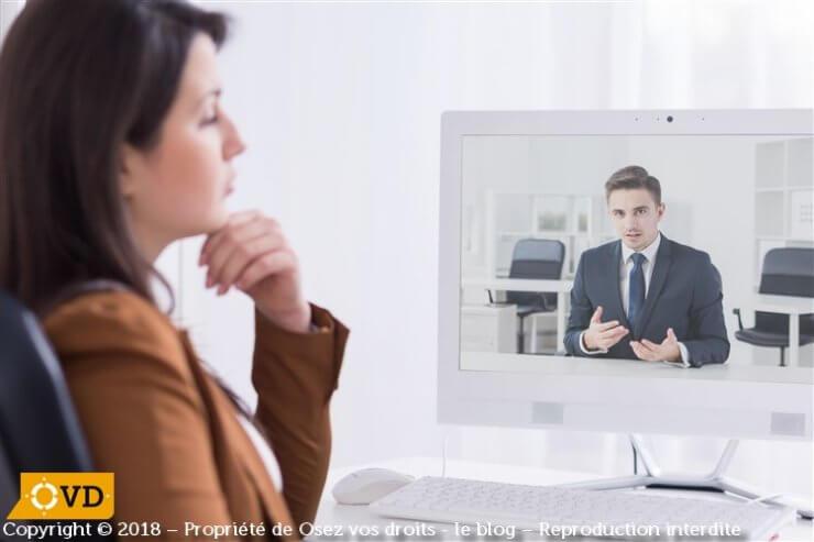 Comment faire un CV vidéo au rendu professionnel ?