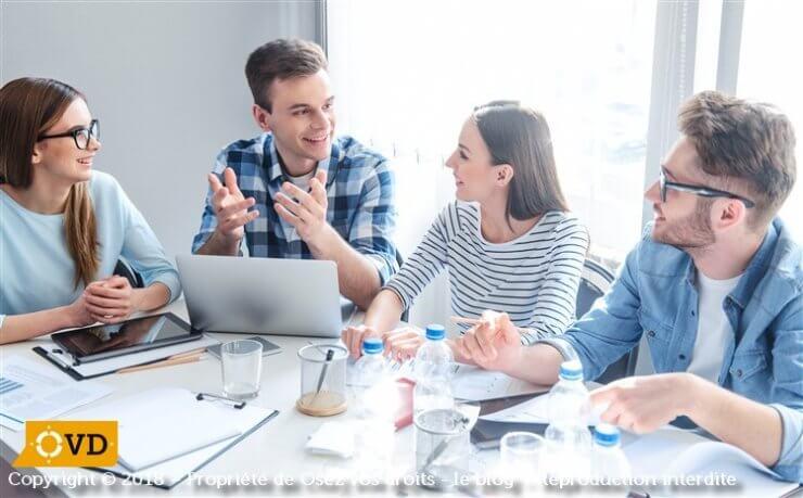 Un comité social et économique central d'entreprise est obligatoire dans certains cas.