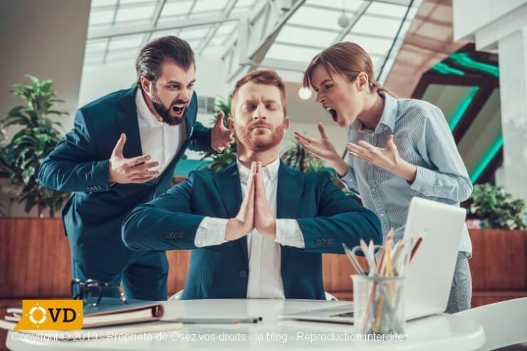 Le stress au travail n'est pas une fatalité