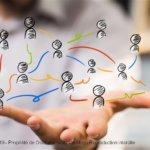 Le lien social est indispensable aux bonnes relations entre les salariés d'une même entreprise.