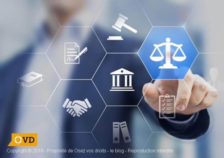 Comment différencier une assistance juridique d'une protection juridique ?