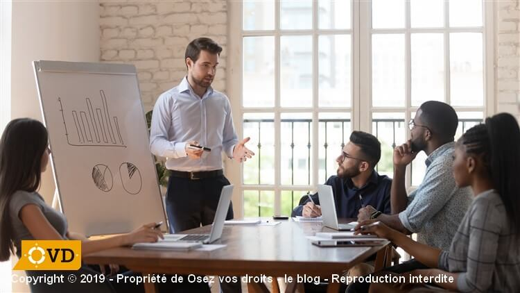 Le droit à la formation CSE permet de se professionnaliser
