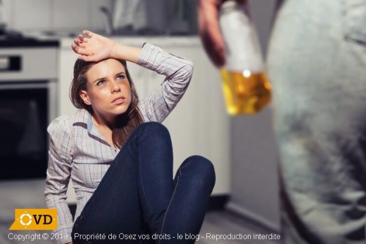 Les femmes battues et fémincides