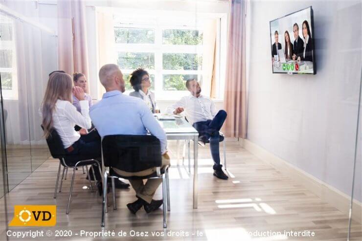 Comment animer une réunion à distance ?