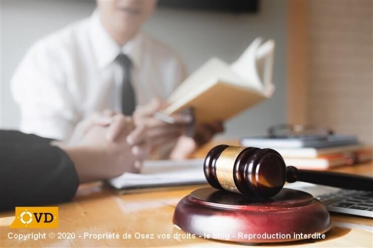 Conseil juridique et assistance juridique CSE