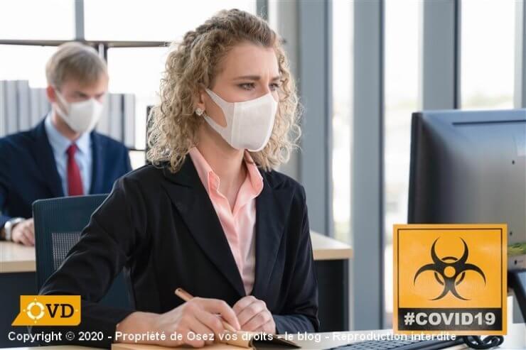Coronavirus Covid-19, précautions d'usage
