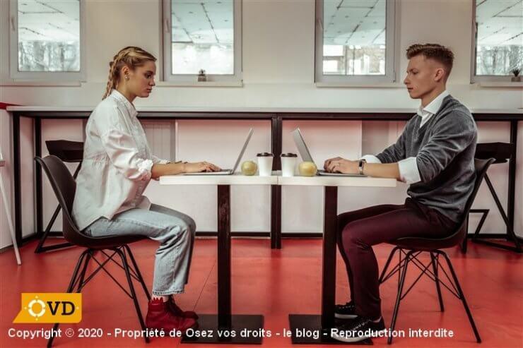 Egalité homme femme au travail et commission égalité professionnelle