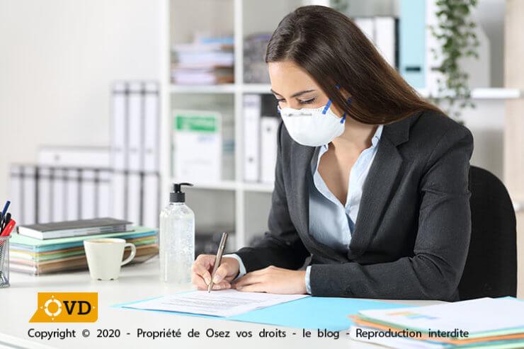 conditions de travail dans l'entreprise