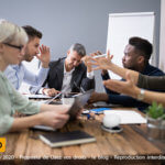 Pour gérer les conflits au CSE, faut-il apprendre à travailler en équipe.